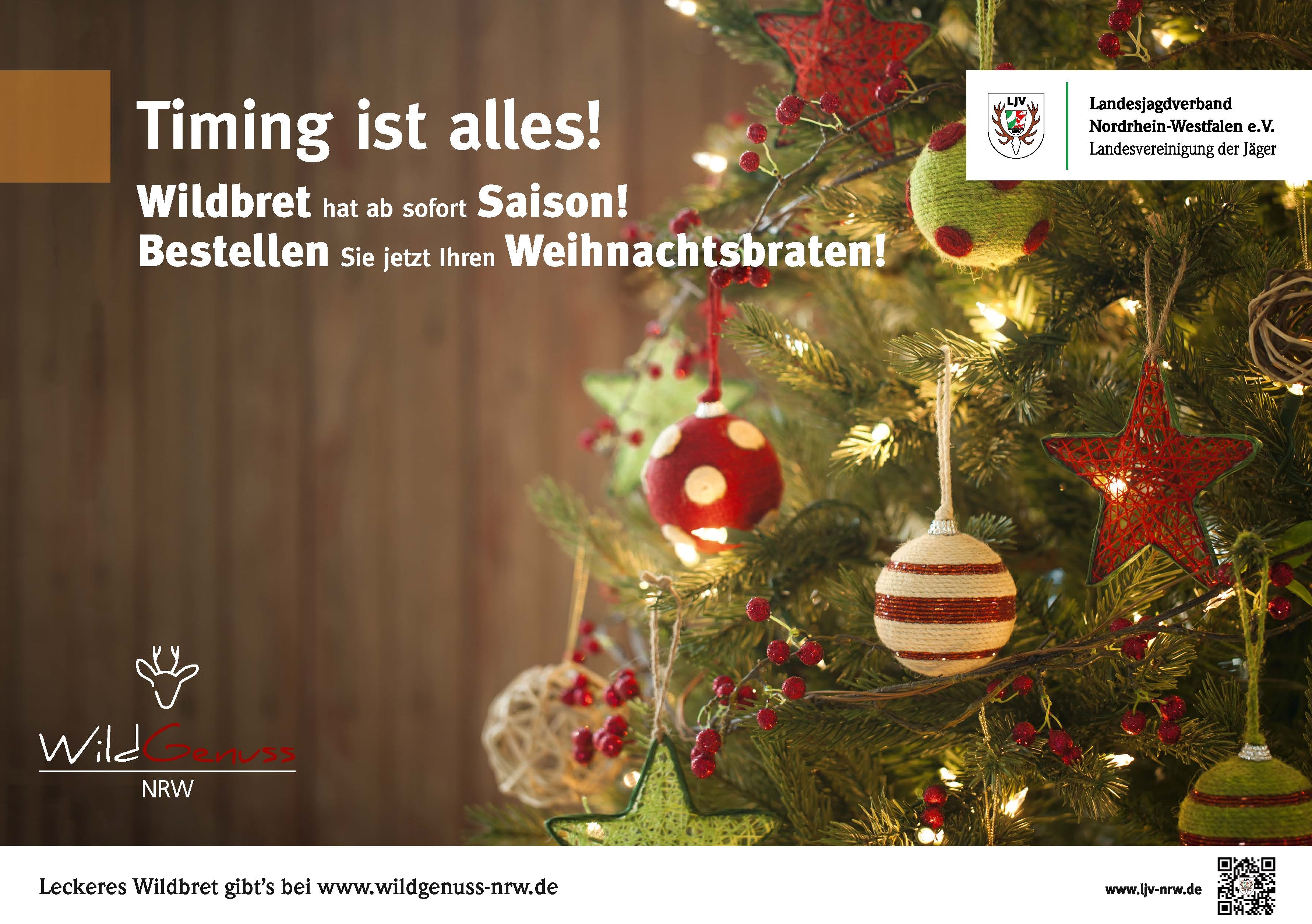 "Plakat ""Timing ist alles"""